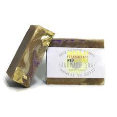 Gold, Frankincense & Myrrh Soap
