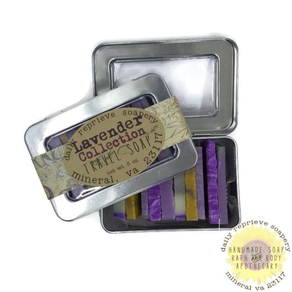 Lavender Collection Travel Soap