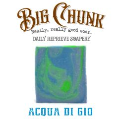 BIG CHUNK - Acqua di Gio