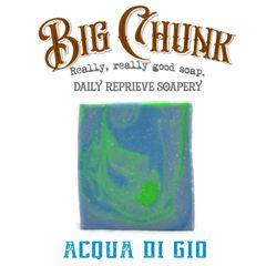 BIG CHUNK - Acqua di Gio