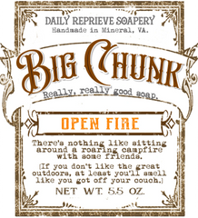 BIG CHUNK - Open Fire