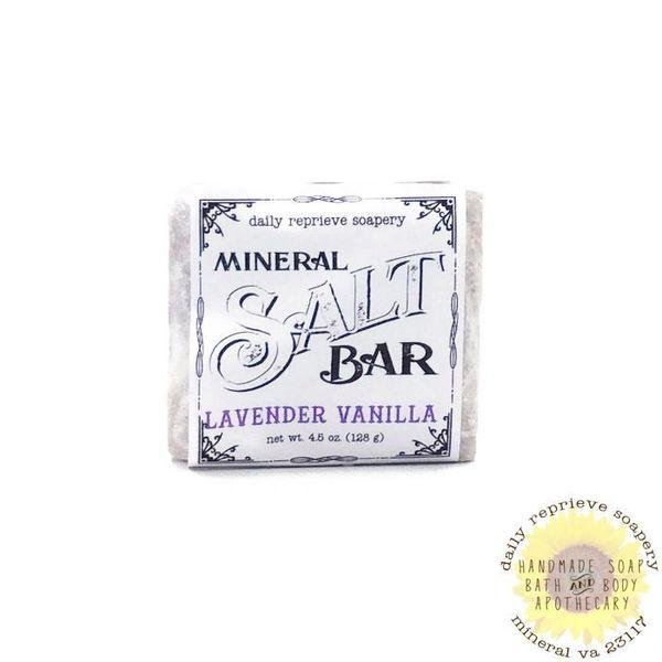 Lavender Vanilla SALT BAR