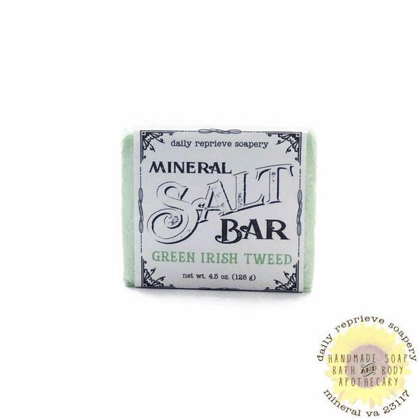 Green Irish Tweed SALT BAR