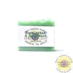 Eucalyptus & Spearmint Goat Milk Soap