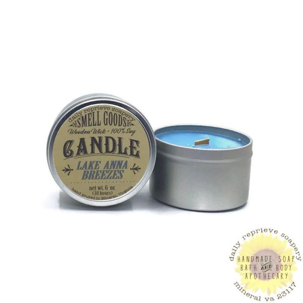 Lake Anna Breezes Candle