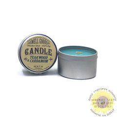 Teakwood & Cardamom Candle