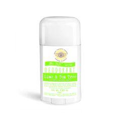 Lime and Tea Tree Deodorant (unisex)