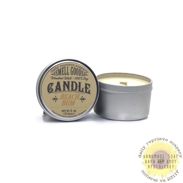 Beach Bum Candle