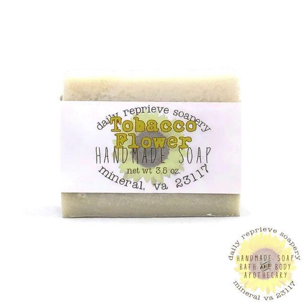 Tobacco Flower Soap