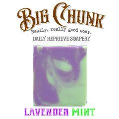 BIG CHUNK - Lavender Mint - READY 3/21