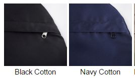 Custom Pocket-Pillow Covers