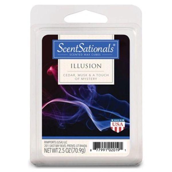 Illusion (ScentSationals type) fragrance oil