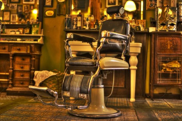 Barbershop 1920's