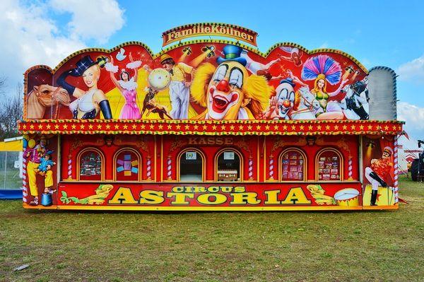 Circus Concessions