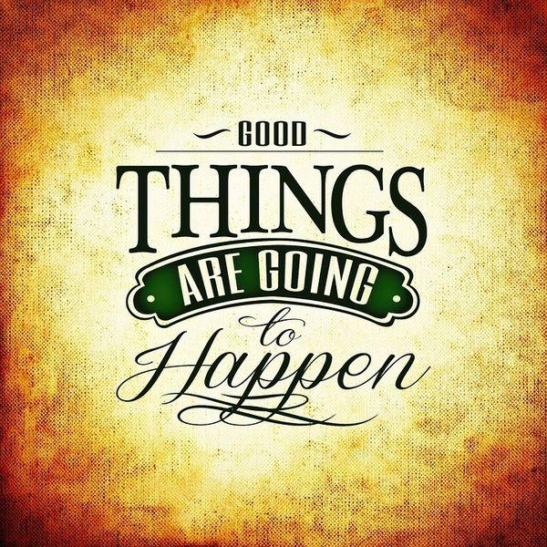 Good Things Ahead (LUSH All Good Things type)