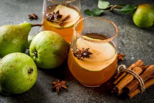 Honey Pear Cider