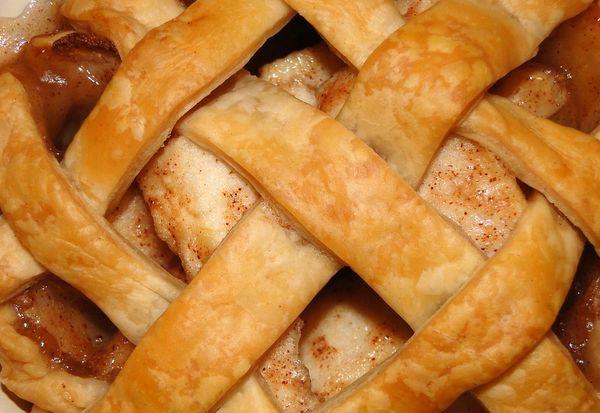 Hot Apple Pie