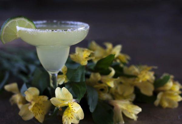 Iced Pear Margarita (BBW type)