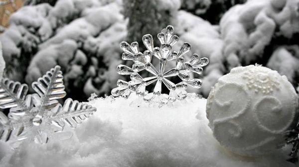 Icy Crystals**