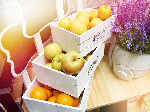 Lavender Apples & Oak