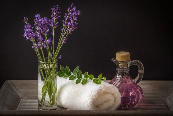 Lavender Mint**