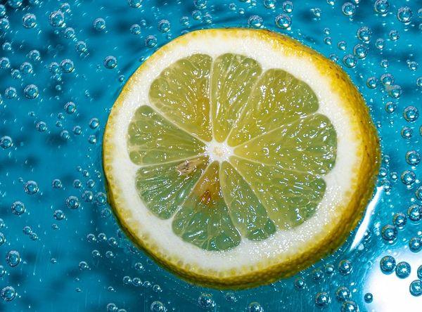 Midnight Blue Citrus (White Barn type)