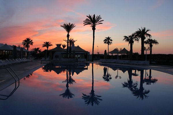 Night In Tunisia**