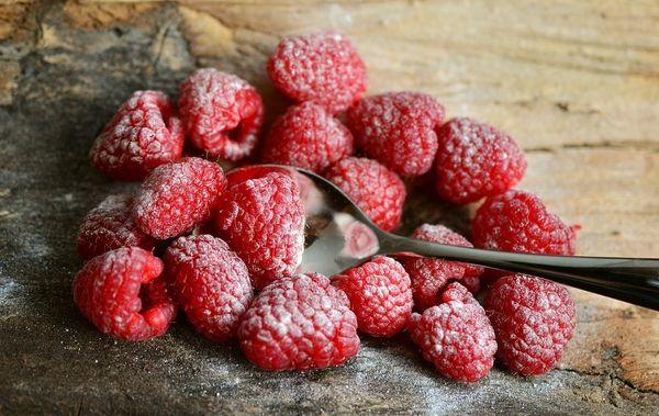 Raspberry Sugar (BBW type)