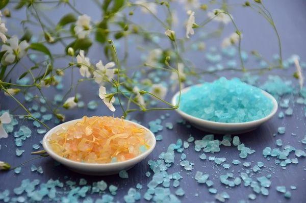 Sea Salt & Rice Flower