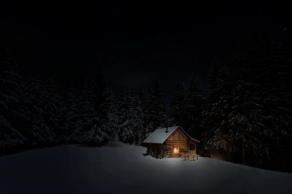 Snow Place Like Home **