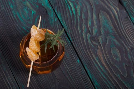 Vanilla, Mandarin & Bourbon (Antica Farmacista type)