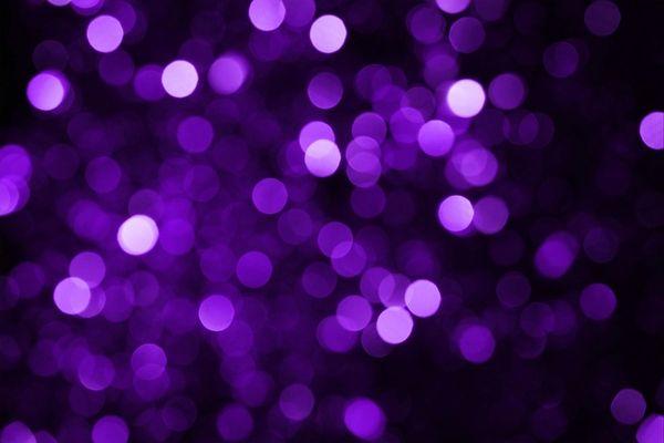Violet Sparkles (LUSH Violet Nights type)