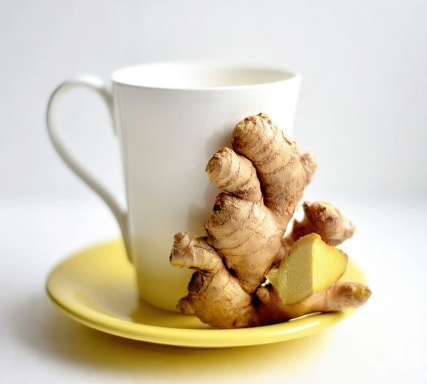 White Tea & Ginger**