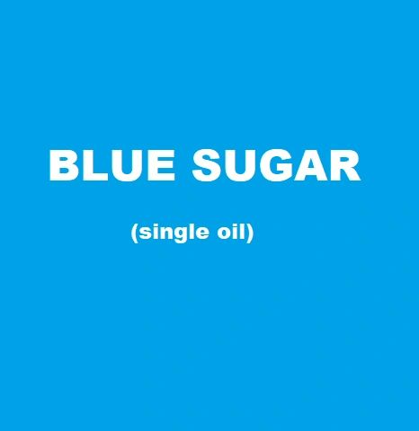 BLUE SUGAR (type)