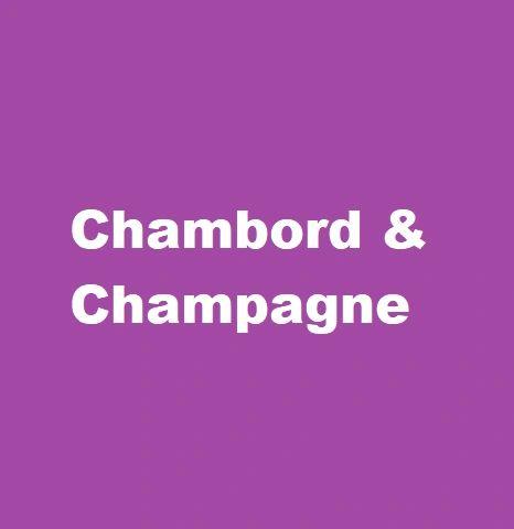 CHAMBORD & CHAMPAGNE