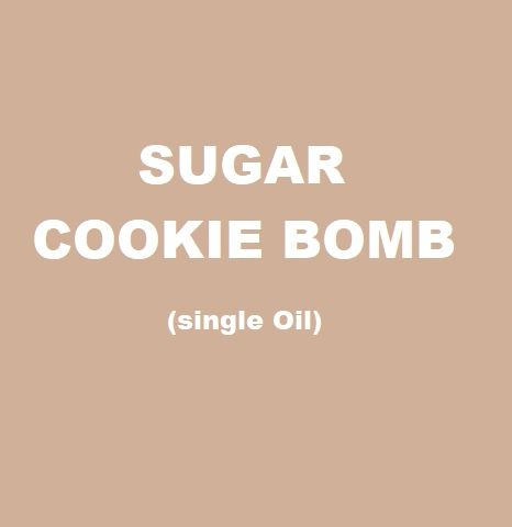 SUGAR COOKIE BOMB