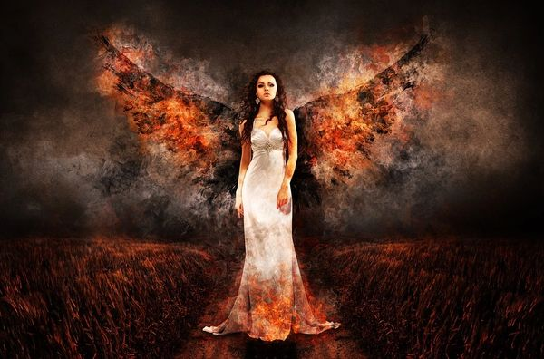 Angel (Thierry Mugler W type)
