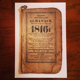 Almanac ** (Library Collection)