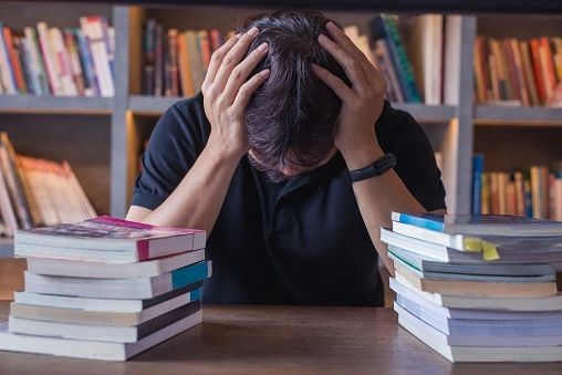Struggling Author ** (Library Collection)