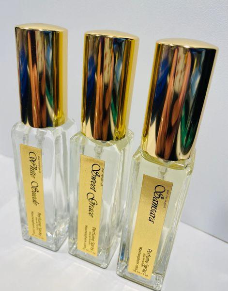Perfume Spray (Eau de Parfum) - Spring/Summer Scents