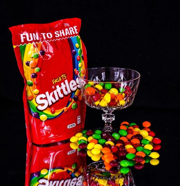 Skyttles (compare to Skittles)