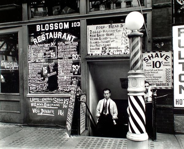 Barber Shop (compare to Maison Margiela's At the Barber's) (PLTM)