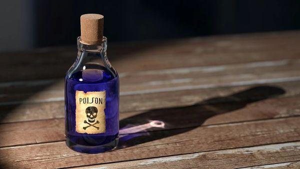 Poisonous (compare to Dior's Poison) (PLTM)