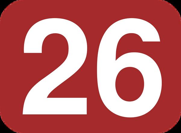 Twenty Six (PLTM)