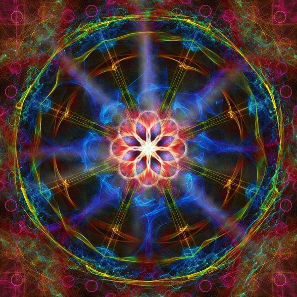 Kaleidoscope (compare to BBW)