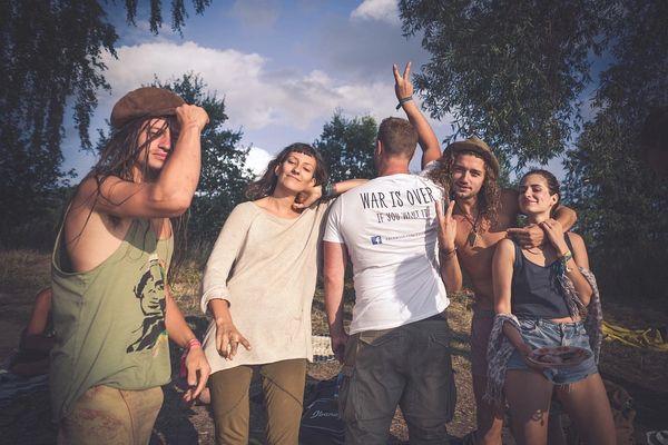Woodstock (compare to Maison Margiela's Music Festival) (PLTM)