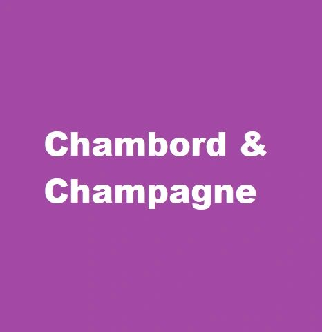 Chambord & Champagne **