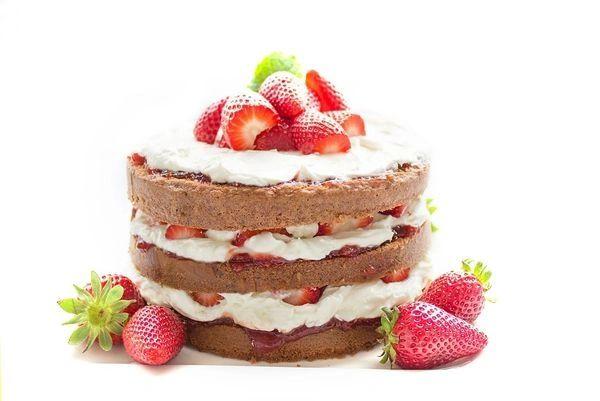 Strawberry Pound Cake - 2oz. Bodacious Body Budder (RTS)