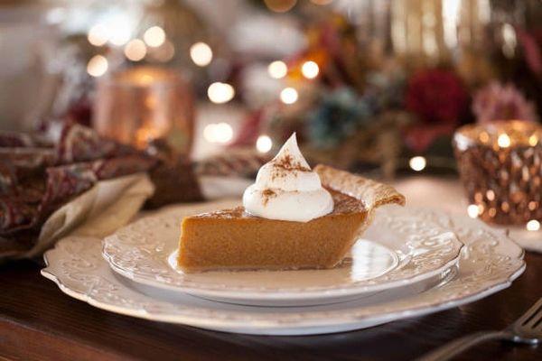A Slice of Pumpkin Pie **