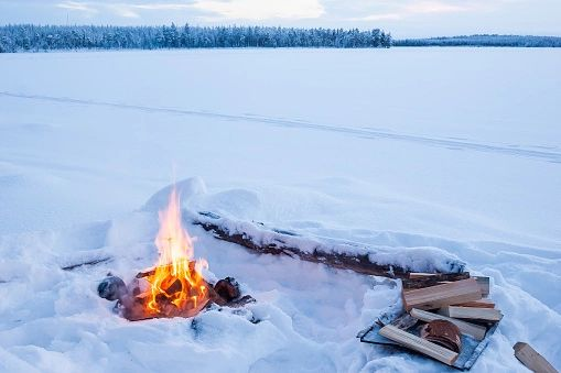 Campfire **